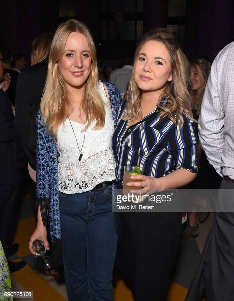 Alice Wellings and Cat Roach attend the launch of the London Evening Standard's inaugural Food Month hosted by Grace Dent and Tom Parker Bowles at...