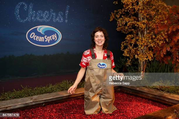 Alice Wetterlund attends Kari Feinstein's Style Lounge presented by Ocean Spray on September 15 2017 in Los Angeles California
