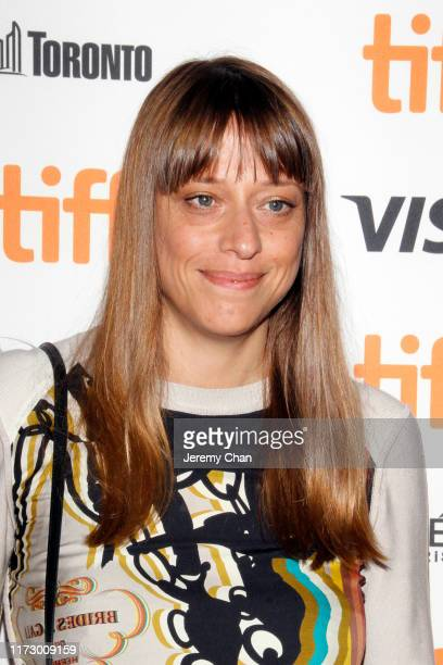 """Alice Winocour attends the """"Proxima"""" premiere during the 2019 Toronto International Film Festival at Winter Garden Theatre on September 07, 2019 in..."""