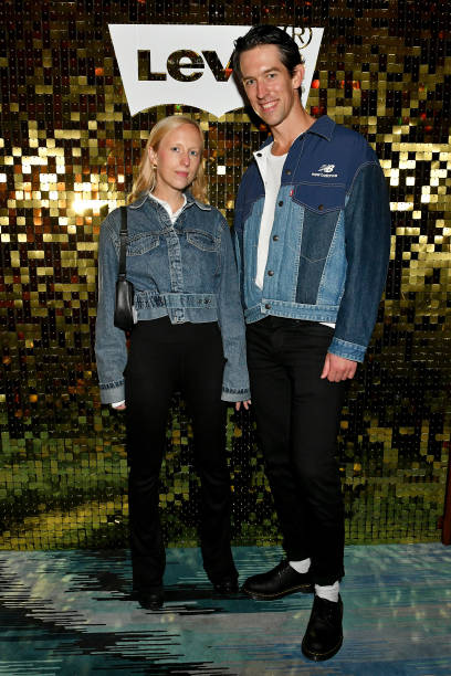 GBR: Levi's 70s High Launch Party