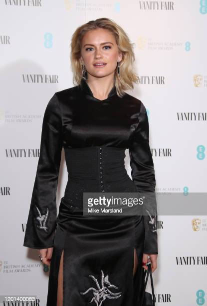 Alicia Agneson attends the Vanity Fair EE Rising Star BAFTAs Pre Party at The Standard on January 22 2020 in London England