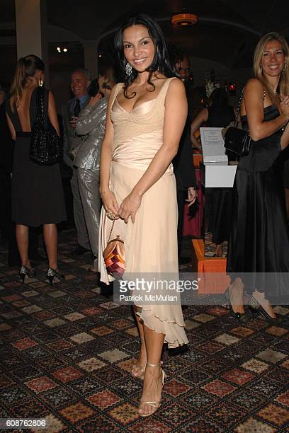 Alicia Apostolos Peristeris attends Henry Street Settlement 2007 Gala at 583 Park Ave on October 18 2007 in New York City