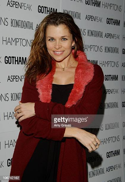 Alicia Arden during 2004 AFI Film Festival - The Deal Party at Sunset + Vine in Hollywood, California, United States.
