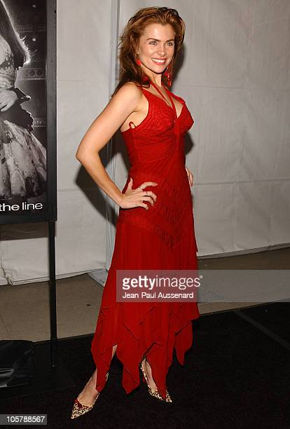 """Alicia Arden during 20th Century Fox's """"Walk The Line"""" Celebrity Screening - Arrivals at Academy of Motion Picture Arts & Sciences in Beverly Hills,..."""