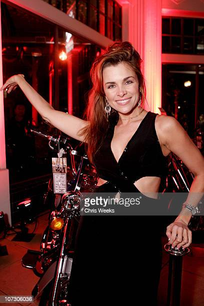 Alicia Arden during 21st Annual Santa Barbara International Film Festival The Breakthrough Performance of the Year Award Honoring Heath Ledger After...
