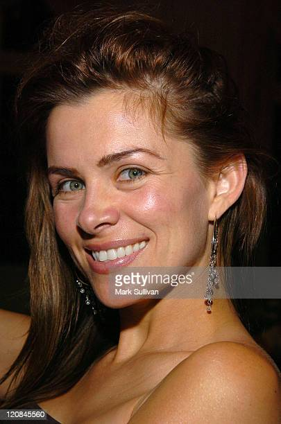 Alicia Arden during Boutique Ooh La La's Spring 2006 Fashion Show at Beverly Hills Women's Club in Beverly Hills California United States