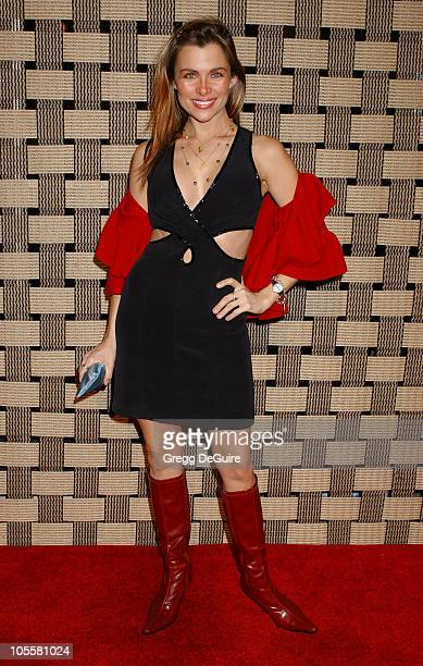 """Alicia Arden during """"Hotel Rwanda"""" Los Angeles Premiere - Arrivals at Academy Theatre in Beverly Hills, California, United States."""