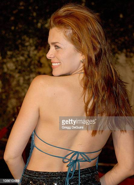 Alicia Arden during Paramount Pictures' Aeon Flux Los Angeles Premiere Arrivals at Cinerama Dome in Los Angeles California United States