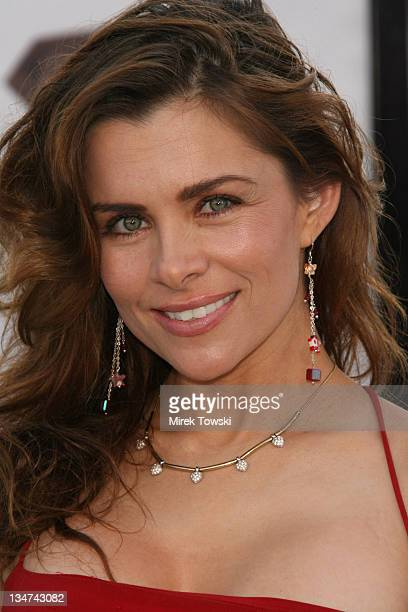 Alicia Arden during Superman Returns Los Angeles Premiere at Mann Village and Bruin Theaters in Westwood California United States