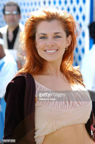 Alicia Arden during YuGiOh Premiere August 7 2004 at Grauman's Chinese Theatre in Los Angeles California United States