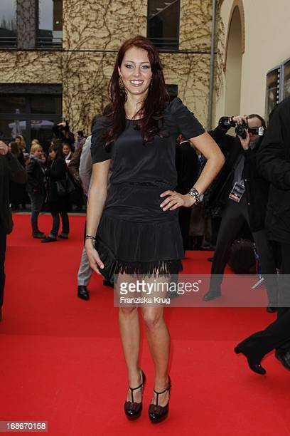 Alicia Endemann At The End Of The Germany premiere House of Anubis Path The 7 sins in Berlin