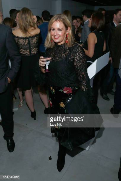 Alicia Galitzin attends the Blu Perfer Blue Brut Launch Party for The 2018 8th annual Better World Awards on November 15 2017 in New York City