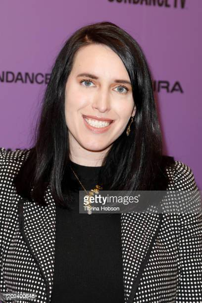 Alicia Herder attends the 2020 Sundance Film Festival La Leyenda Negra Premiere at Egyptian Theatre on January 27 2020 in Park City Utah