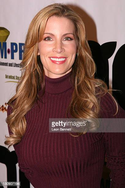 Alicia Jacobs during Antonio Tarver Presents MGM's Rocky Balboa Premiere Release KickOff Bash at The Garden of Eden in Los Angeles California United...