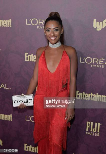 Alicia Janina Gordillo attends the 2018 PreEmmy Party hosted by Entertainment Weekly and L'Oreal Paris at Sunset Tower on September 15 2018 in Los...
