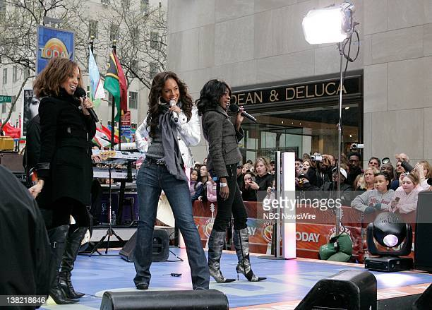 TODAY Alicia Keyes Air Date Pictured Musical guest Alicia Keyes performs on the Plaza to kick off its Toyota Summer Concert Series on NBC News' Today...