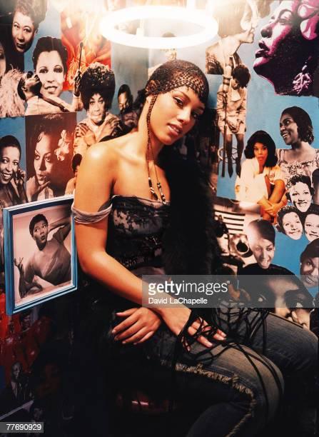 Alicia Keys Alicia Keys by David LaChapelle Alicia Keys The Face February 1 2002