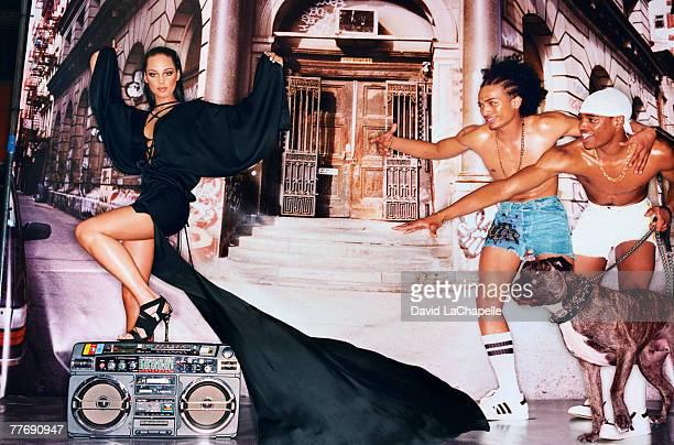 Alicia Keys Alicia Keys by David LaChapelle Alicia Keys Vogue Italy April 1 2004