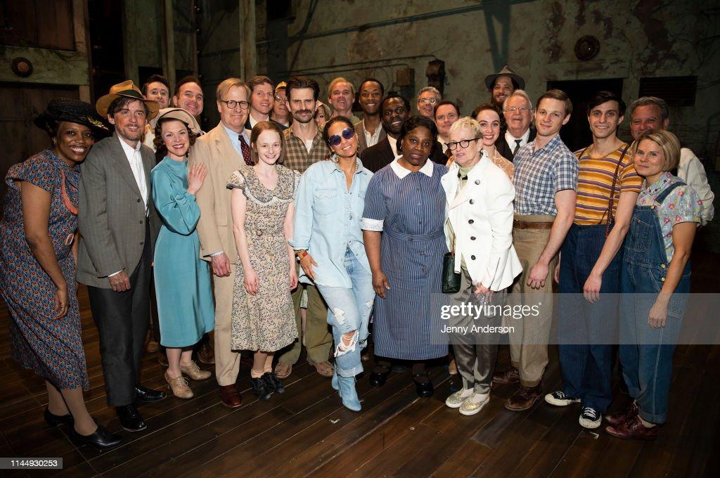 """NY: Celebrities Visit """"To Kill a Mockingbird"""""""