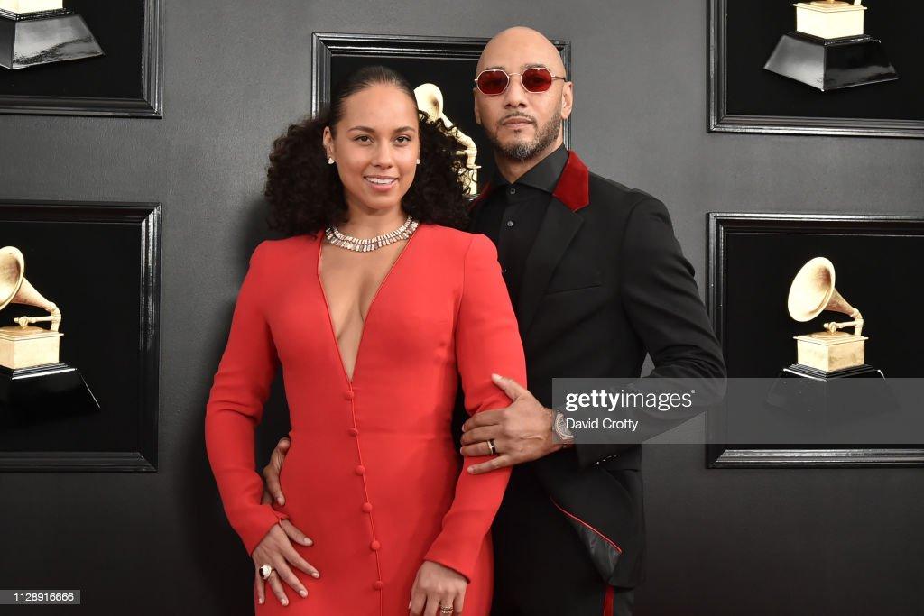 61st Annual Grammy Awards - Arrivals : News Photo