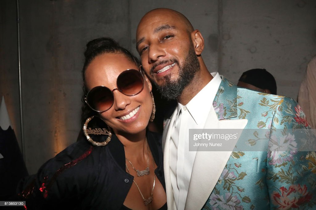 Balley Collective Curated By Swizz Beatz Launch : News Photo