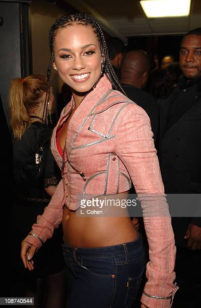 Alicia Keys at BET's 25th Anniversary premiering on Nov 1 @ 9pm ET/PT