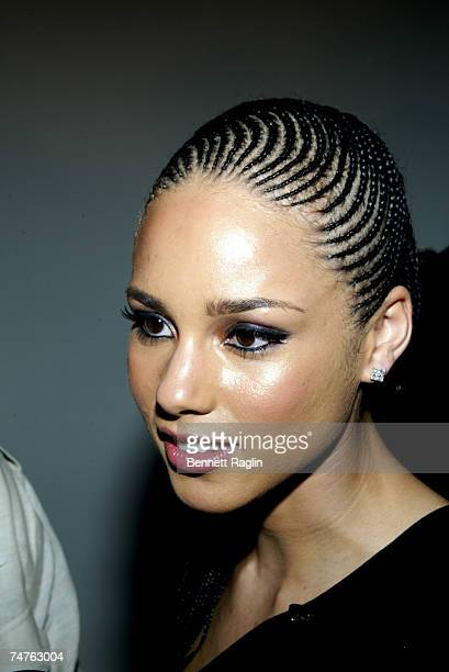 67 Alicia Keys Cornrows Photos And Premium High Res Pictures Getty Images