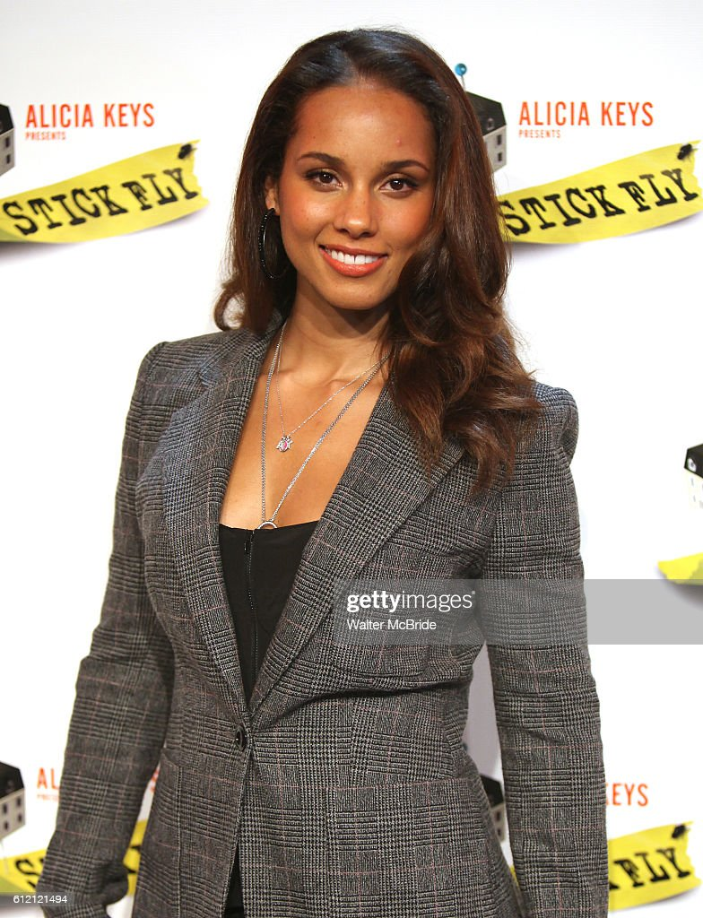 Usa stick fly meet greet pictures getty images alicia keys attending the meet greet the cast creative team of stick fly m4hsunfo