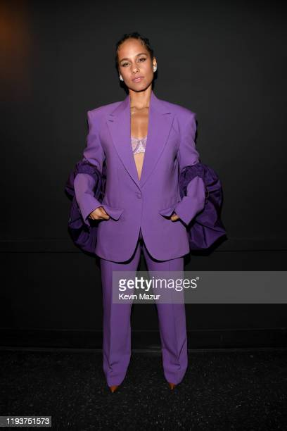 Alicia Keys attends Billboard Women In Music 2019 presented by YouTube Music on December 12 2019 in Los Angeles California