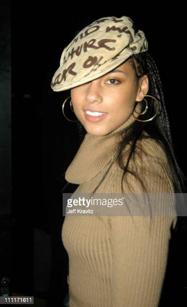 Alicia Keys during Bad Santa Los Angeles Premiere and AfterParty at Bruin Theater in Westwood California United States