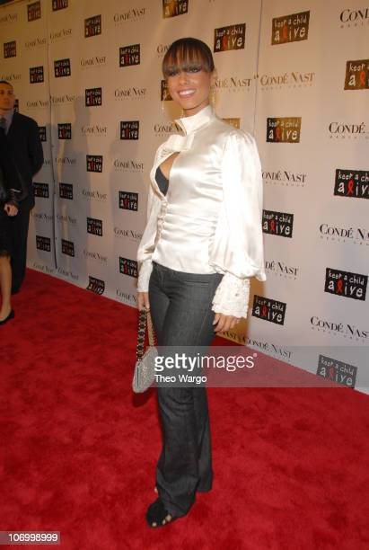 Alicia Keys during Conde Nast Media Group Presents 'The Black Ball' to Benefit Keep A Child Alive Hosted by Alicia Keys and Iman Red Carpet at...