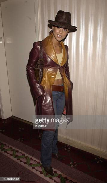 Alicia Keys during The 17th Annual Rock and Roll Hall of Fame Induction Ceremony Audience Backstage Cocktail Party at Waldorf Astoria in New York...