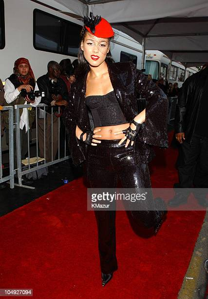 Alicia Keys during The 29th Annual American Music Awards Arrivals at The Shrine Auditorium in Los Angeles California United States