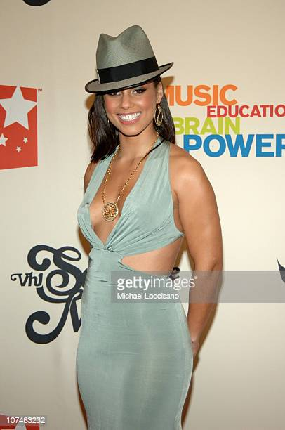 A Concert To Benefit The VH1 Save The Music Foundation Arrivals at Beacon Theatre in New York City New York United States