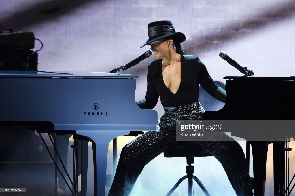 61st Annual GRAMMY Awards - Inside : News Photo
