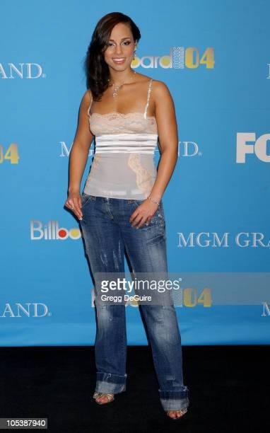 Alicia Keys winner of seven awards including Female Artist of the Year