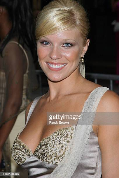 Alicia Leigh Willis during 31st Annual Daytime Emmy Awards Arrivals at Radio City Music Hall in New York City New York United States