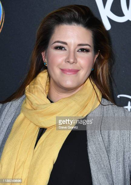 1d3a2daddf2 Alicia Machado arrives at the Premiere Of Disney s  Dumbo  attends the  premiere of Disney s