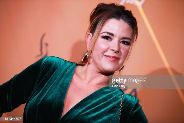 Alicia Machado attends People En Español's Most Beautiful Celebration at 1 Hotel West Hollywood on May 23 2019 in West Hollywood California