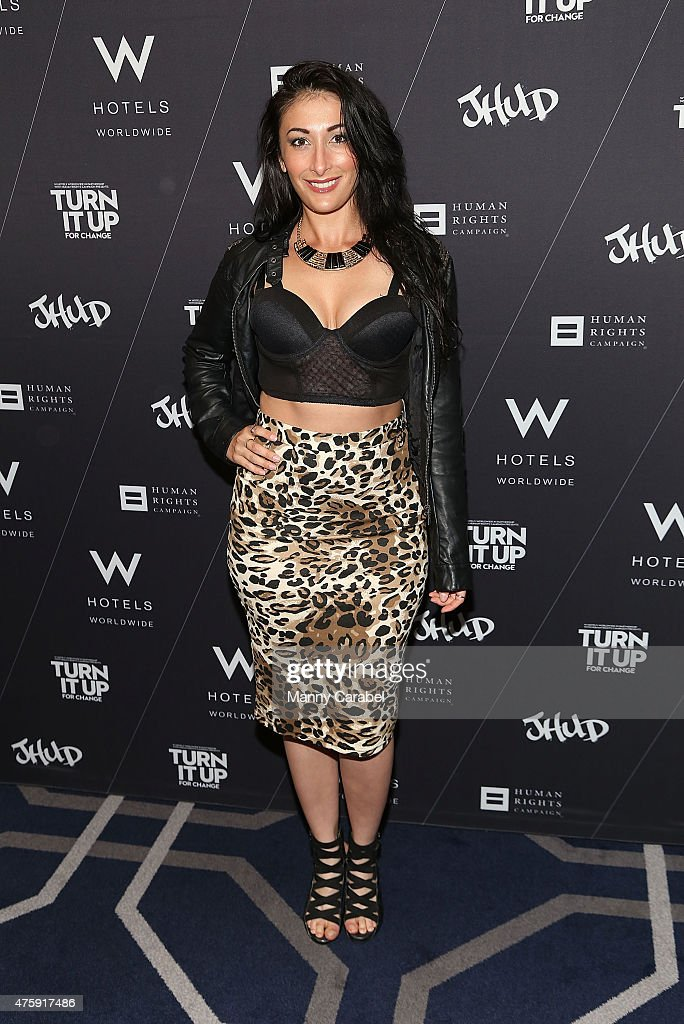 """""""Turn It Up For Change"""" Video Launch And Fundraising Party : News Photo"""