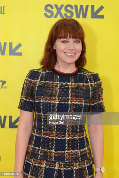 Alicia Malone attends The Female Voices of Film Twitter during SXSW at Austin Convention Center on March 11 2018 in Austin Texas