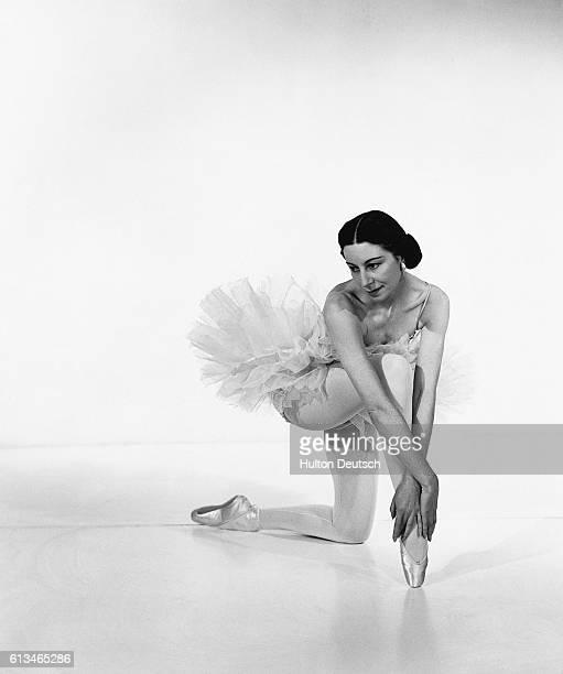 Alicia Markova, 1951. Markova, Alicia: Born London, 1910. Studied with Astafyeva in London, and taken into the Diaghilev Co at the age of 14. A...