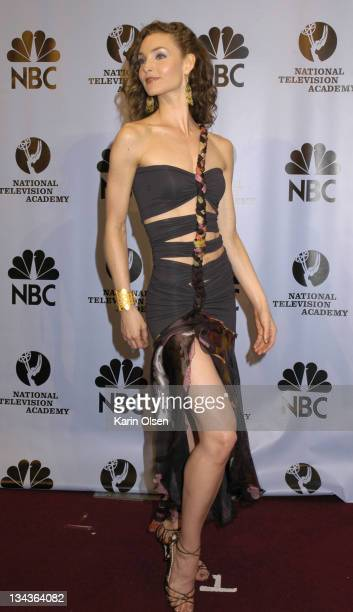 Alicia Minshew during 31st Annual Daytime Emmy Awards Pressroom at Radio City Music Hall in New York City New York United States