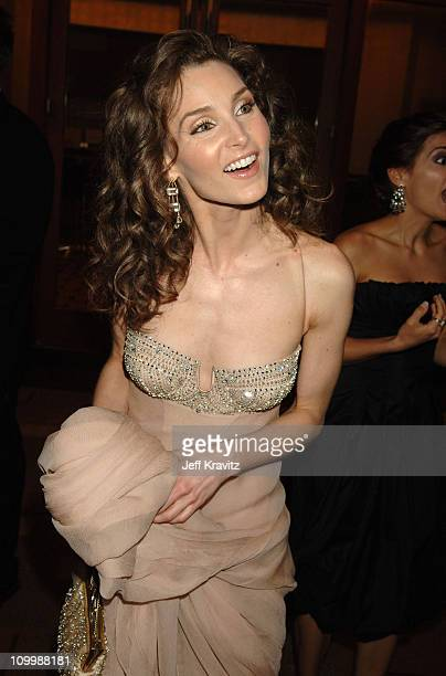 Alicia Minshew during 33rd Annual Daytime Emmy Awards Backstage and Audience at Kodak Theater in Hollywood California United States