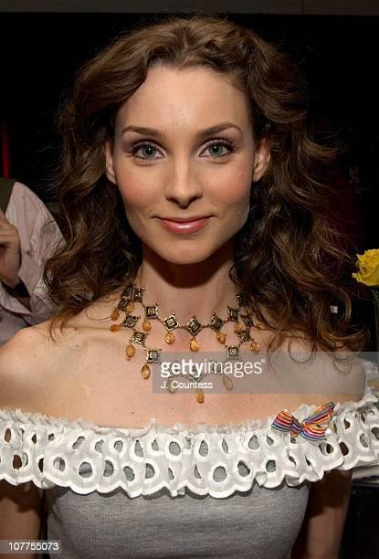 Alicia Minshew wearing Anne Koplick Designs Jewelry