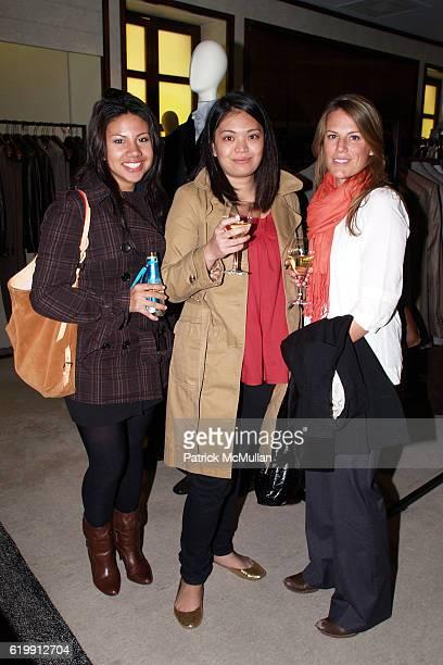 Alicia Ortiz Martha Pulito and Amanda Deveaux attend BERGDORF GOODMAN party to celebrate URBAN JUNGLES by HUBERTUS VON HOHENLOHE at Bergdorf Goodman...