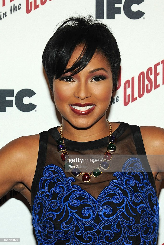 Alicia Quarles attends a 'Trapped In The Closet' screening at Sunshine Cinema on November 19, 2012 in New York City.