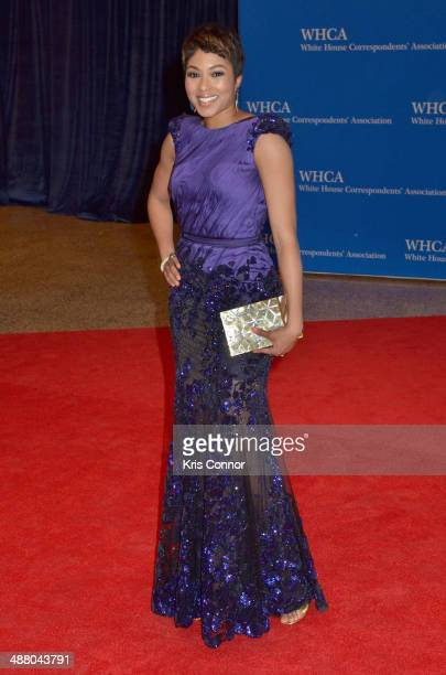 Alicia Quarles attends the 100th Annual White House Correspondents' Association Dinner at the Washington Hilton on May 3 2014 in Washington DC