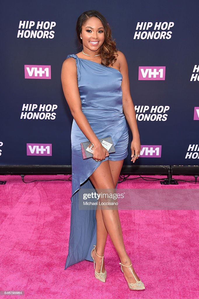 Alicia Quarles attends the VH1 Hip Hop Honors: All Hail The Queens at David Geffen Hall on July 11, 2016 in New York City.