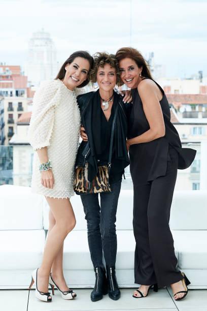 ESP: Silvia Moreno's Cosmetic Collection Presentation In Madrid